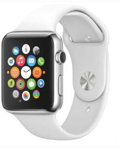 náramok pre Apple Watch silikónový
