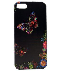 Obal na iphone 5c motýľ