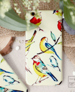 Obal Birds iPhone