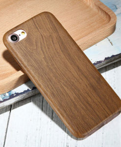 Kryt s dreveným motívom pre iPhone 8 - 3 farebné variácie