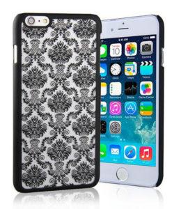 Čierny obal na Iphone 5C
