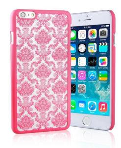 Ružový obal na Iphone 5C