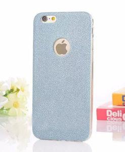 Trblietavý modrý obal na Iphone 6