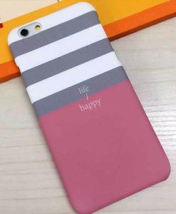 Obal na iPhone Life/Happy
