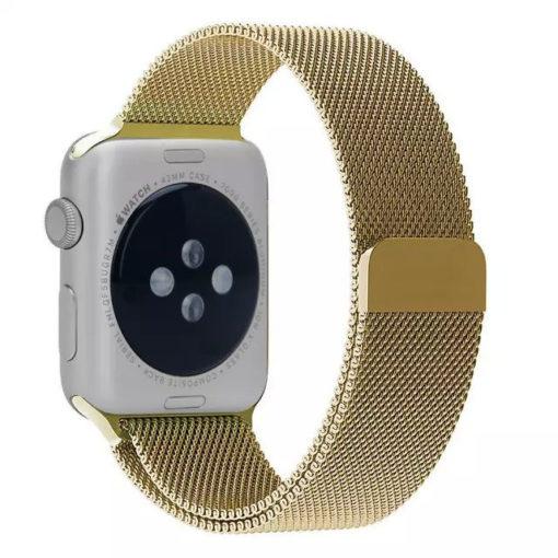 Náramok Apple Watch 42mm Zlatý