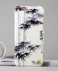Obal na iPhone 3D maľba