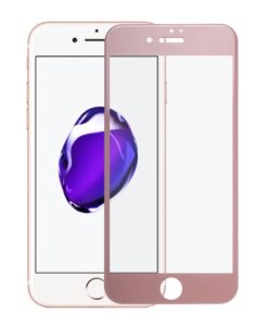 Ultra tenké tvrdene sklo na iPhone 6s plus Rose Gold