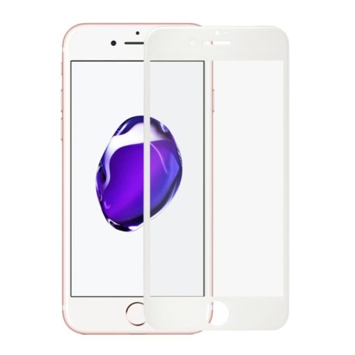 Ultra tenké tvrdene sklo na iPhone 6/6s white