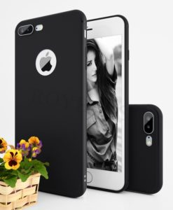 Obal na iPhone 7 a 7 plus Black