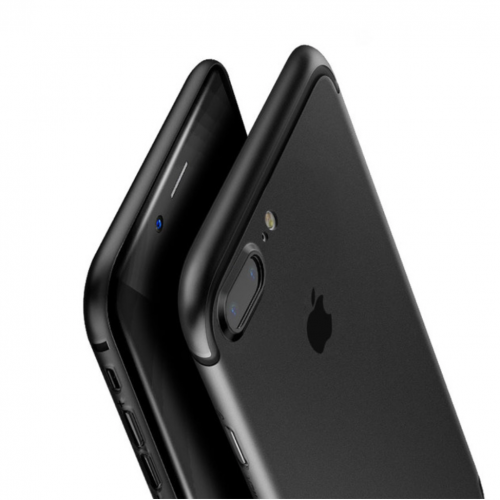 Obal na iPhone 8 a 8 plus Baseus Black