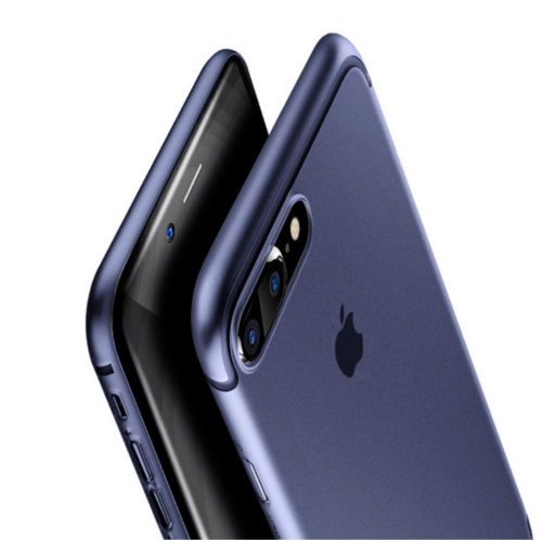 Obal na iPhone 8 a 8 plus Baseus Blue