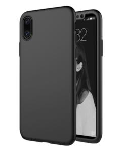 Obal pre iPhone X Black