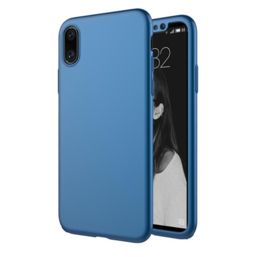 Obal pre iPhone X Blue