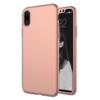 Obal pre iPhone X Rose Gold