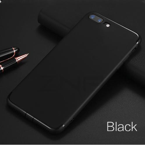 Obal na iPhone 7 a 7 Plus Matte Black
