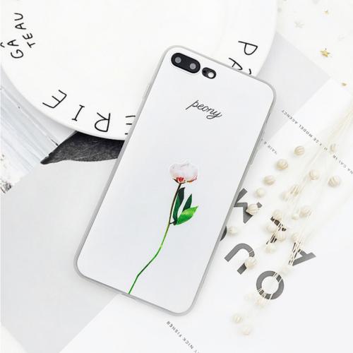 Obal na iPhone 8/8 Plus 3D Maľba (6 variánt)