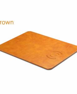 Oranžová nabíjacia podložka