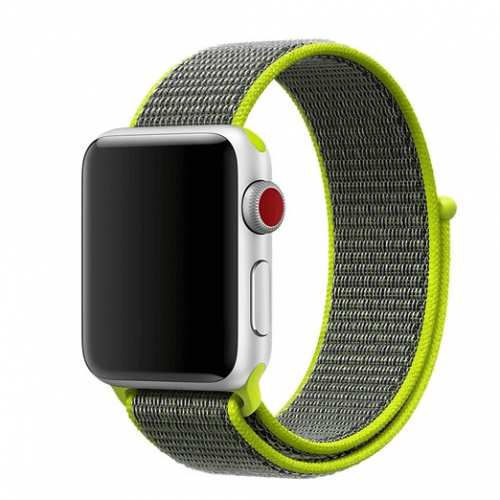 Remienky pre Apple Watch - Lime green