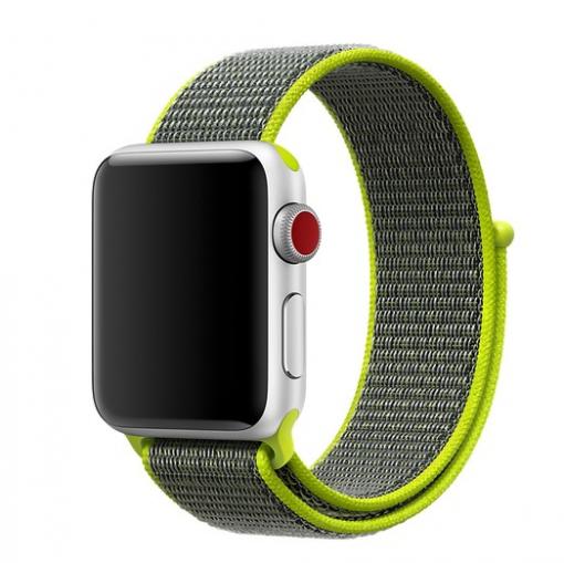 Remienky pre Apple Watch - Lime green