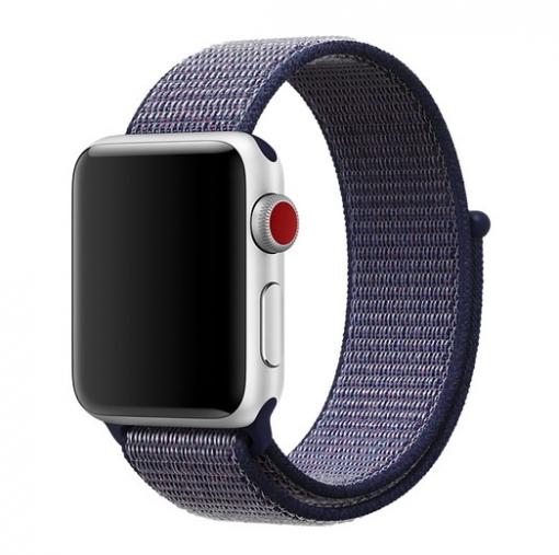 Remienky pre Apple Watch - Midnight blue