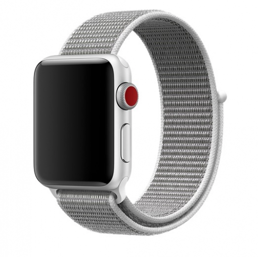 Remienky pre Apple Watch - Pure White