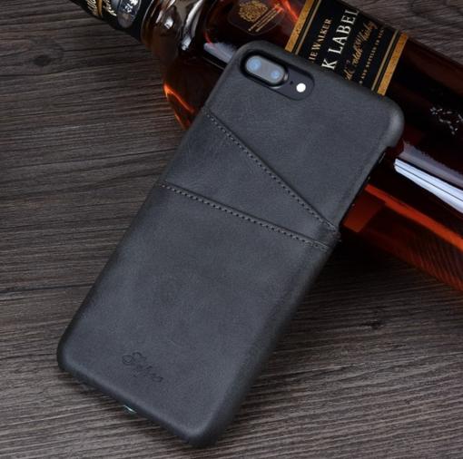Kožený obal na iPhone 8 - 5 variánt
