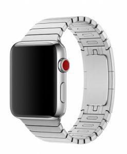 Článkový ťah / Link Bracelet na Apple Watch - v 4 farbách