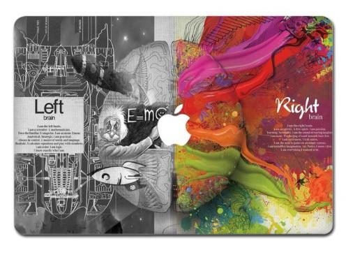 Kreatívne obaly na Macbook - 5 Druhov