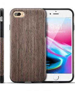 Obal s imitáciou dreva pre iPhone 7/8 a 7/8 Plus