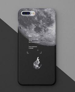 Obaly na iPhone 8/8 Plus s vesmírnou tématikou