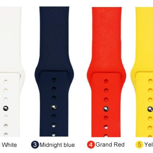 Športové remienky pre Apple Watch